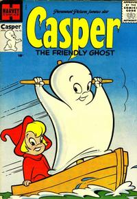 Cover Thumbnail for Casper the Friendly Ghost (Harvey, 1952 series) #43