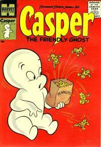Cover Thumbnail for Casper the Friendly Ghost (Harvey, 1952 series) #44
