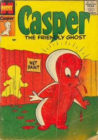 Cover Thumbnail for Casper the Friendly Ghost (Harvey, 1952 series) #45