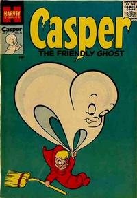 Cover Thumbnail for Casper the Friendly Ghost (Harvey, 1952 series) #46