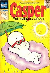 Cover Thumbnail for Casper the Friendly Ghost (Harvey, 1952 series) #51