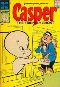 Cover Thumbnail for Casper the Friendly Ghost (Harvey, 1952 series) #56