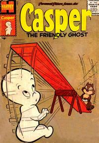 Cover Thumbnail for Casper the Friendly Ghost (Harvey, 1952 series) #57