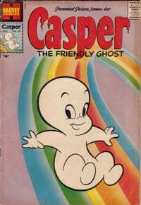 Cover Thumbnail for Casper the Friendly Ghost (Harvey, 1952 series) #59