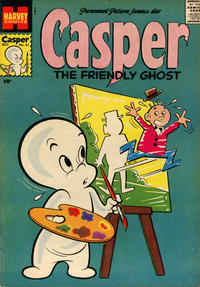 Cover Thumbnail for Casper the Friendly Ghost (Harvey, 1952 series) #61