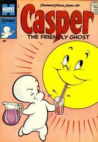 Cover Thumbnail for Casper the Friendly Ghost (Harvey, 1952 series) #66