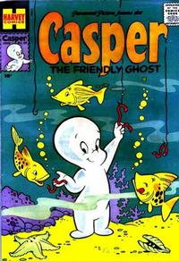 Cover Thumbnail for Casper the Friendly Ghost (Harvey, 1952 series) #69