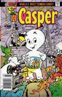 Cover Thumbnail for Casper the Friendly Ghost (Harvey, 1990 series) #255