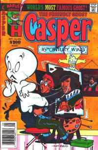 Cover Thumbnail for Casper the Friendly Ghost (Harvey, 1990 series) #256