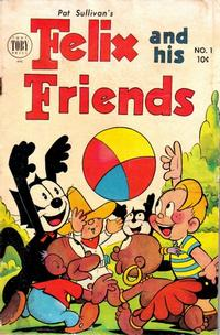 Cover Thumbnail for Felix and His Friends (Toby, 1953 series) #1