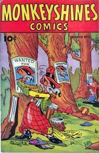 Cover Thumbnail for Monkeyshines Comics (Ace Magazines, 1944 series) #5