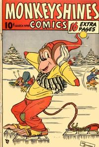 Cover Thumbnail for Monkeyshines Comics (Ace Magazines, 1944 series) #19