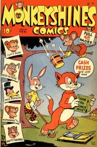 Cover Thumbnail for Monkeyshines Comics (Ace Magazines, 1944 series) #21