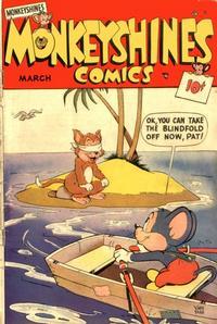 Cover Thumbnail for Monkeyshines Comics (Ace Magazines, 1944 series) #25
