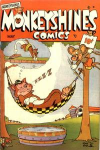 Cover Thumbnail for Monkeyshines Comics (Ace Magazines, 1944 series) #26