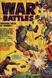 Cover Thumbnail for War Battles (Harvey, 1952 series) #4