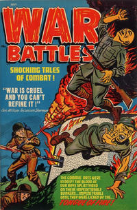 Cover Thumbnail for War Battles (Harvey, 1952 series) #5