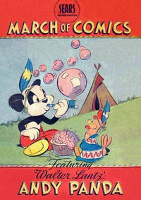 Cover Thumbnail for March of Comics (Western, 1946 series) #22
