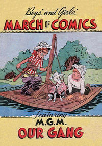 Cover Thumbnail for Boys' and Girls' March of Comics (Western, 1946 series) #26