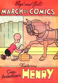 Cover Thumbnail for Boys' and Girls' March of Comics (Western, 1946 series) #58