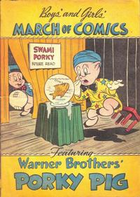 Cover Thumbnail for Boys' and Girls' March of Comics (Western, 1946 series) #71