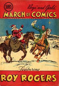 Cover Thumbnail for Boys' and Girls' March of Comics (Western, 1946 series) #77