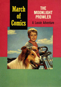 Cover for Boys' and Girls' March of Comics (Western, 1946 series) #217