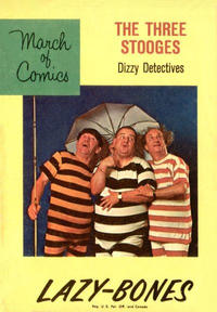 Cover for Boys' and Girls' March of Comics (Western, 1946 series) #232