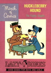 Cover Thumbnail for March of Comics (Western, 1946 series) #235