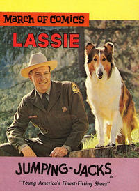Cover Thumbnail for March of Comics (Western, 1946 series) #308