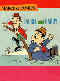 Cover Thumbnail for Boys' and Girls' March of Comics (Western, 1946 series) #314