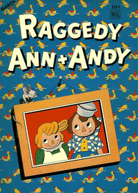 Cover Thumbnail for Raggedy Ann and Andy (Dell, 1946 series) #10