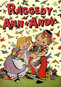 Cover Thumbnail for Raggedy Ann and Andy (Dell, 1946 series) #11