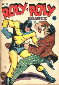 Cover Thumbnail for Roly-Poly Comics (Green Publishing, 1945 series) #v2#6 (15)