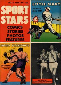 Cover Thumbnail for Sport Stars (Parents' Magazine Press, 1946 series) #2