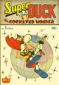 Cover Thumbnail for Super Duck Comics (Archie, 1944 series) #1