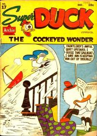 Cover Thumbnail for Super Duck Comics (Archie, 1944 series) #17