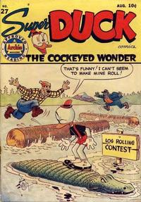 Cover Thumbnail for Super Duck Comics (Archie, 1944 series) #27