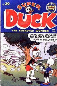 Cover Thumbnail for Super Duck Comics (Archie, 1944 series) #39