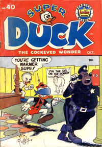 Cover Thumbnail for Super Duck Comics (Archie, 1944 series) #40