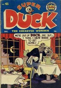Cover Thumbnail for Super Duck Comics (Archie, 1944 series) #41