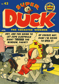 Cover Thumbnail for Super Duck Comics (Archie, 1944 series) #43