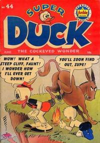 Cover Thumbnail for Super Duck Comics (Archie, 1944 series) #44