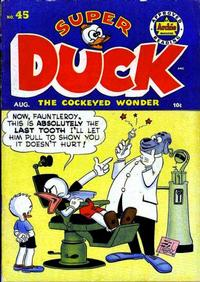 Cover Thumbnail for Super Duck Comics (Archie, 1944 series) #45