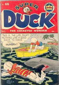 Cover Thumbnail for Super Duck Comics (Archie, 1944 series) #46