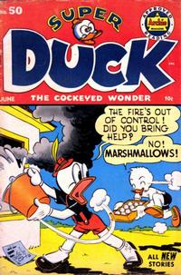 Cover Thumbnail for Super Duck Comics (Archie, 1944 series) #50