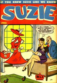 Cover Thumbnail for Suzie Comics (Archie, 1945 series) #49