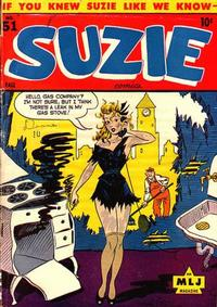 Cover Thumbnail for Suzie Comics (Archie, 1945 series) #51