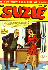 Cover Thumbnail for Suzie Comics (Archie, 1945 series) #52