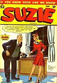 Cover Thumbnail for Suzie Comics (Archie, 1945 series) #52